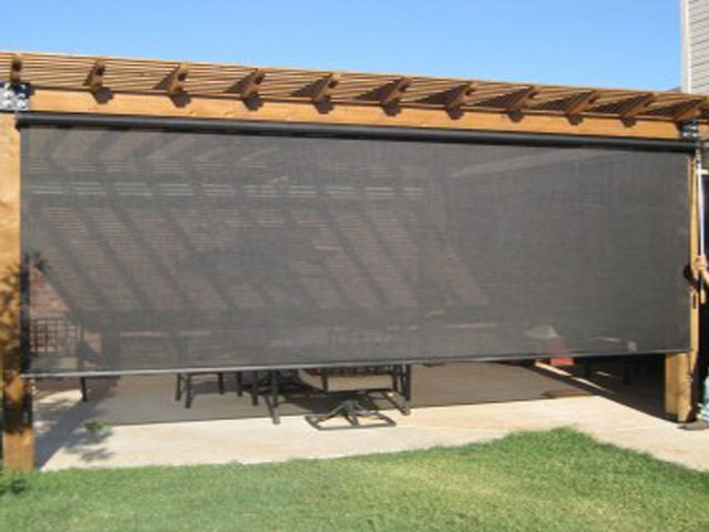 Shades - Best Tucson Awnings
